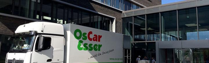 Profis für Profis – OsCar Esser zieht Handwerkskammer Bielefeld um